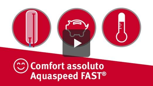 Video Aquaspeed FAST con microaccumulo